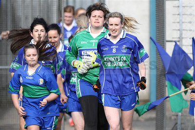 AGB Ladies SFC Final 2014