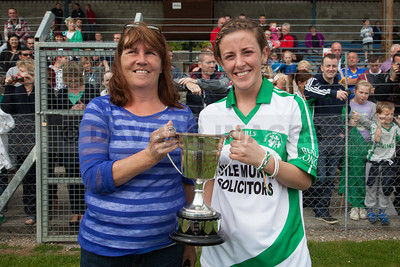 Baltinglass Ladies JFC Final 2013