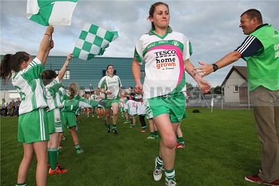 Baltinglass Ladies SFC Final 2015