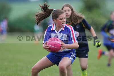 Blessington U12 Ladies Football 2016