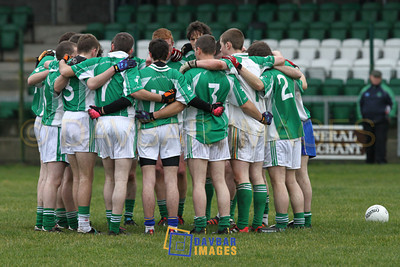 Donard/Glen SFC Relegation Final 2012