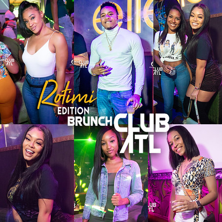 BRUNCH CLUB ATL FT. ROTIMI AND MULATTO 10.6.19