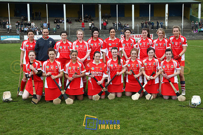 Glenealy Senior Camogie League Final 2012