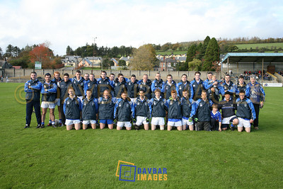 Kilbride Junior A Final 2007