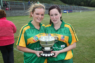 Knockananna Senior Camogie Championship Final 2013