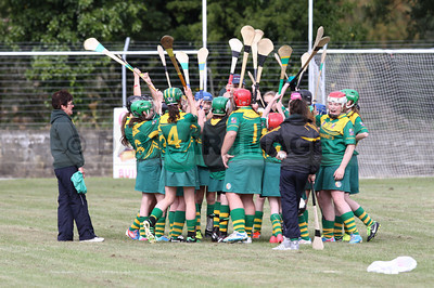 Knockananna U13 Camogie Final 2013