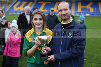 Knockananna U16A Camogie Final 2016