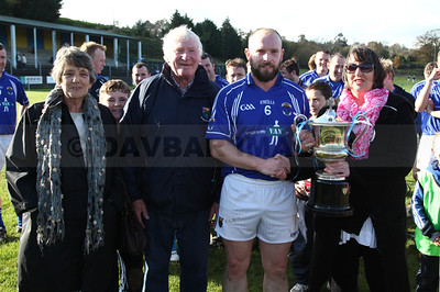 St. Patricks Billy Byrne Cup 2014