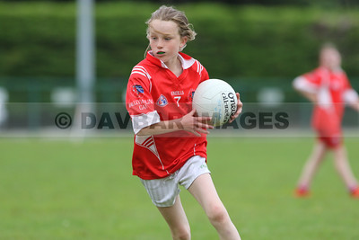 Valleymount U12 Ladies Football 2016