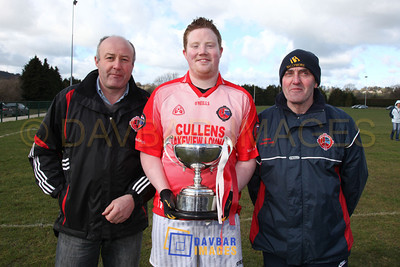 Valleymount Winter League 2012