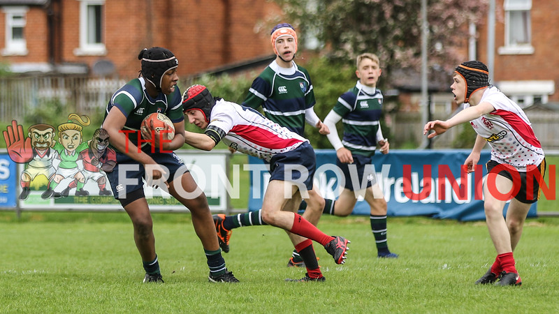 Rugby Rocks Belfast U14 Exhibition Game