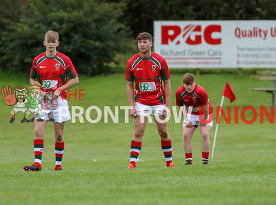 2020-10-03 Ballyclare 0 Larne 26 U18 Friendly