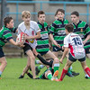 Malone U14 & Ballynahinch fight out a thrilling draw at Gibson Park