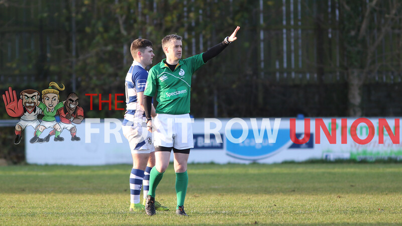 Belfast Harlequins 47 Dungannon 10, Energia AIL 2B, Saturday 14th December 2019
