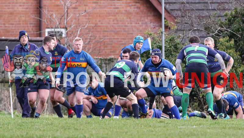 BHSFP 5 Monaghan 26, URC D3, Saturday 4th January 2020