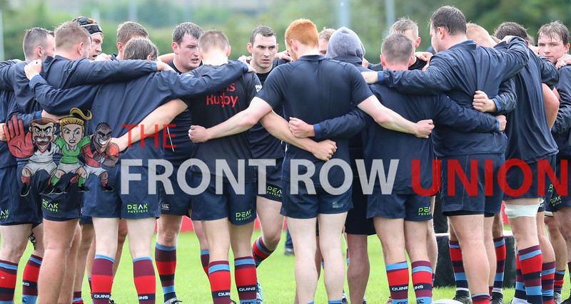 Belfast Harlequins 8 Bangor 7, SONI Prem D2, Saturday 31st August 2019