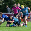 Belfast Harlequins II 14 Queen's II 22, Friendly