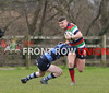 Ballyclare 22 Dromore 12, Towns Cup, Saturday 7th March 2020