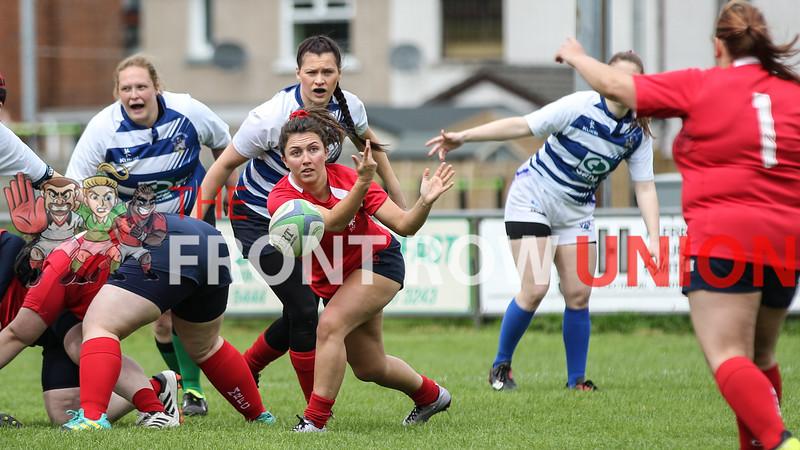 Rugby Rocks Belfast Women's Exhibition Match