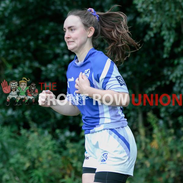 Queen's University 5 Ballynahinch 8 Championship Women