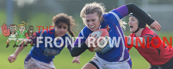 2020-02-16 Queen's University v Co Cavan (Junior Cup)