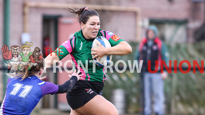 2020-03-08 City of Derry 10 Queen's University 0 (Junior Cup)