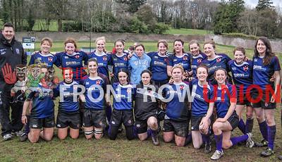 2013-04-21 Queen's University 33 Enniskillen 0 Rosie Stewart