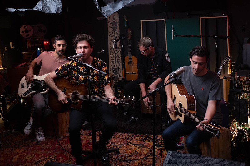 Arkells at the Clubhouse
