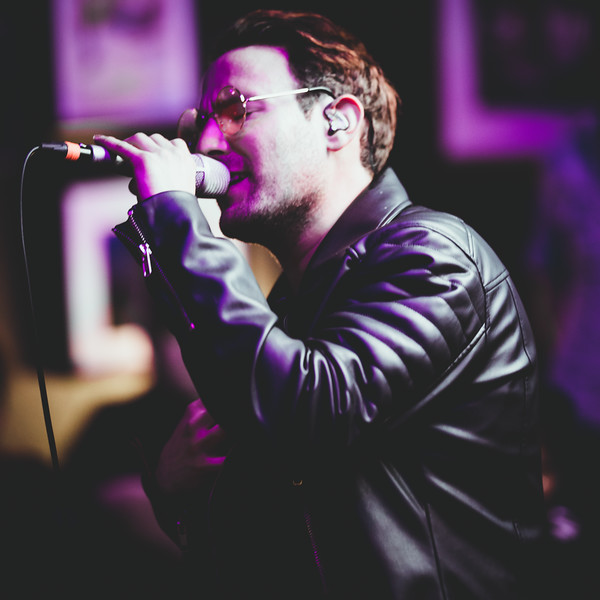 Morgxn Live at Clubhouse Austin
