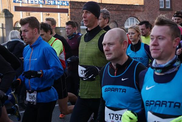 Nike Marathontest 1 - mest Spartanere - 31-01-2016