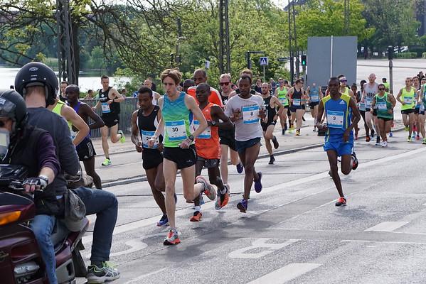 Telenor Copenhagen Marathon 2016