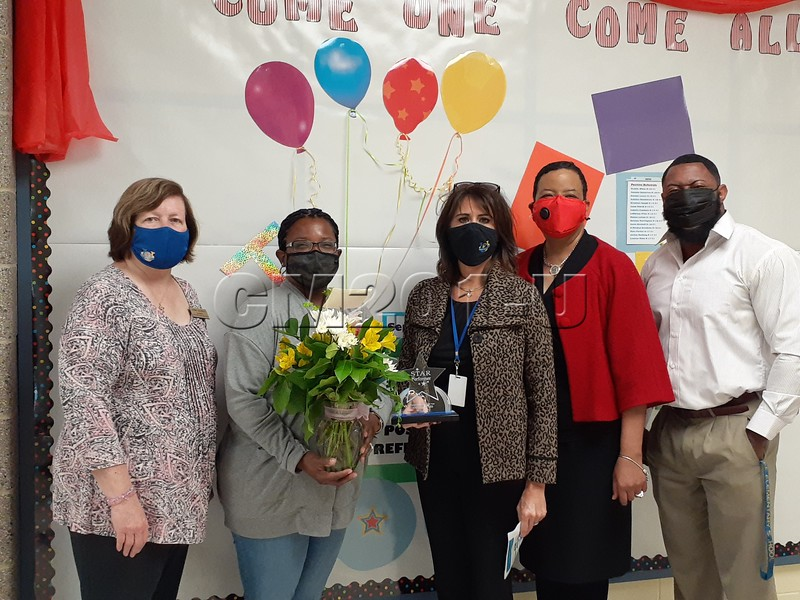 Paraprofessional of the Year Award - Angel Misters