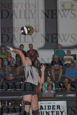 CMB Volleyball vs. Gilbert 9-6-16