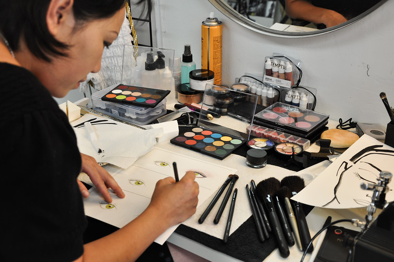 """Become a certified makeup artist with CMC Makeup School.  CMC is a Professional Makeup Artist Certification School with locations in Huntington Beach, Orange County California, Dallas & Austin Texas.<font color=""""#ff0099""""> We offer training for makeup artists in beauty makeup, airbrush, runway makeup, TV, videos, retail, fashion, FX, bridal , and film makeup, as well as hair styling classes for makeup artists. Classes include full professional HD makeup kits & certification. </font>"""