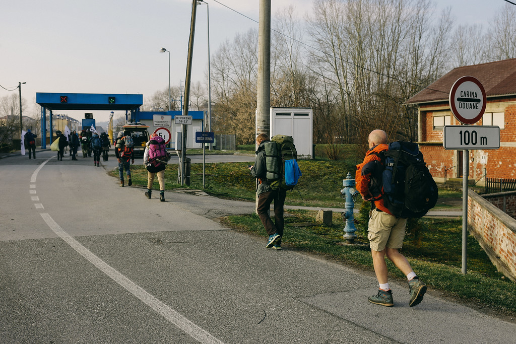 CMFA reaching the border with (Republika Srpska) Bosnia and Herzegovina.