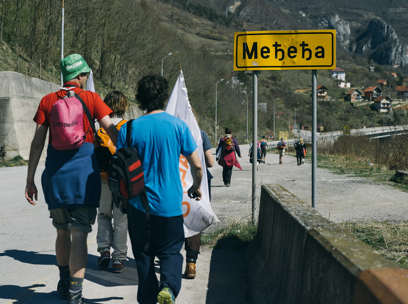 Entering Mededa.
