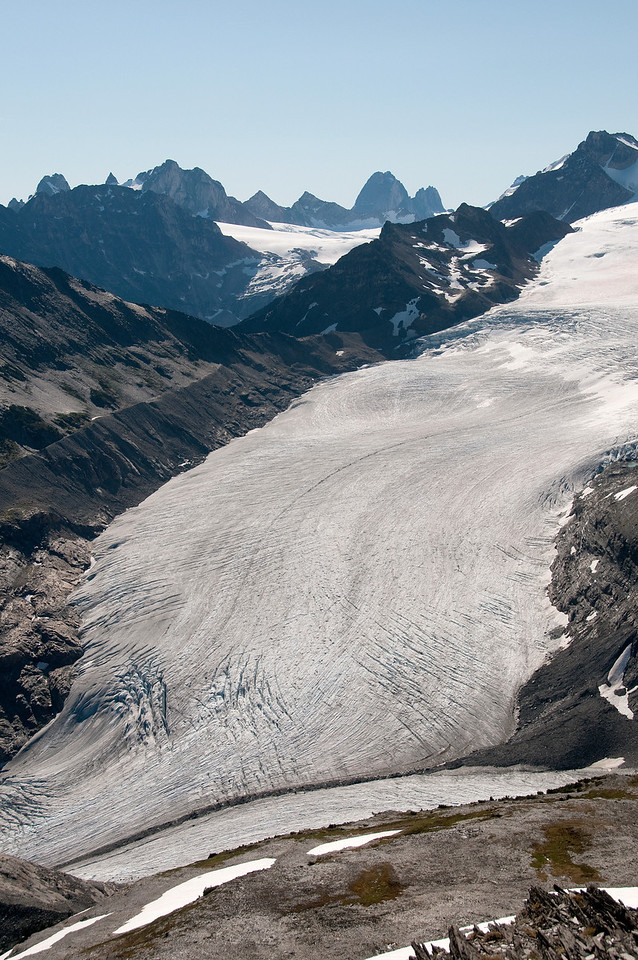 The Conrad Glacier