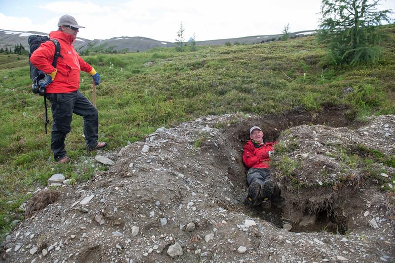 Big Bear Dig