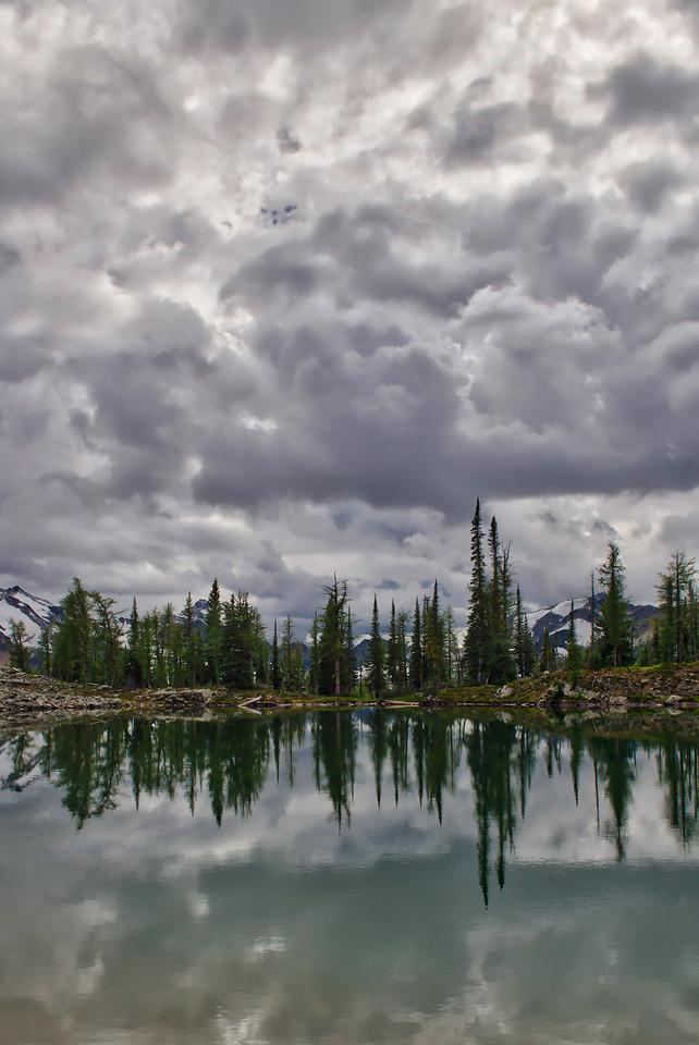 Almost Dead Elk Lake