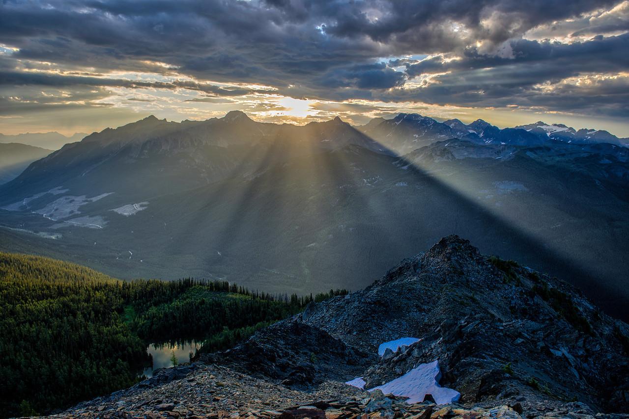 Septet Sunrise