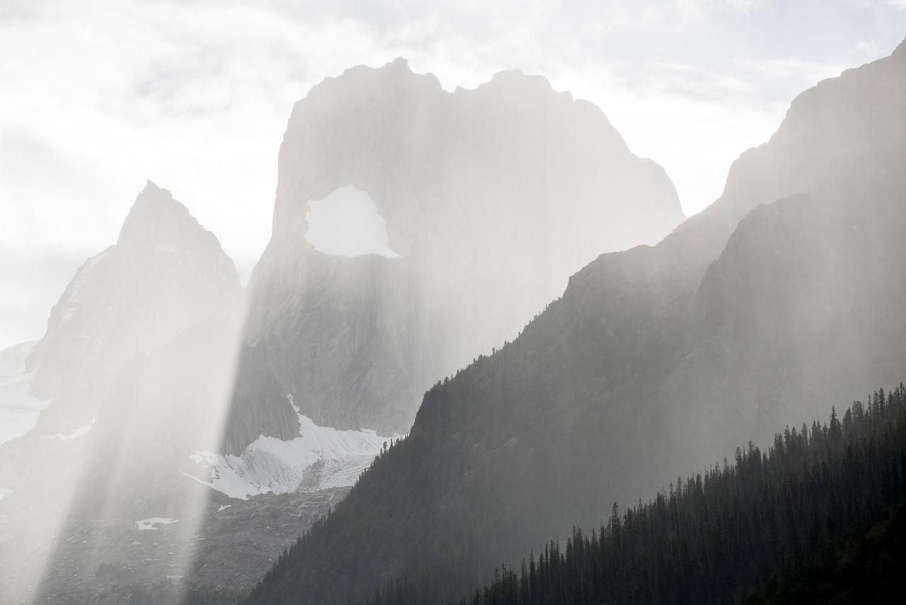 Snowpatch Sun Rays