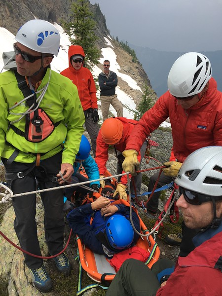 Pre Season Guides Rescue Training