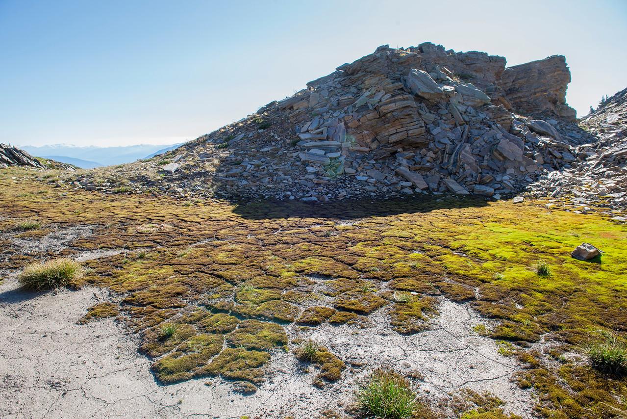 The Rockpile, Fred Lang ridge