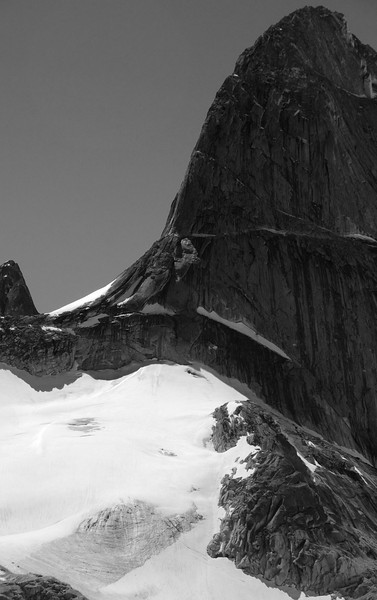 Bugaboo Spire - Northeast Ridge