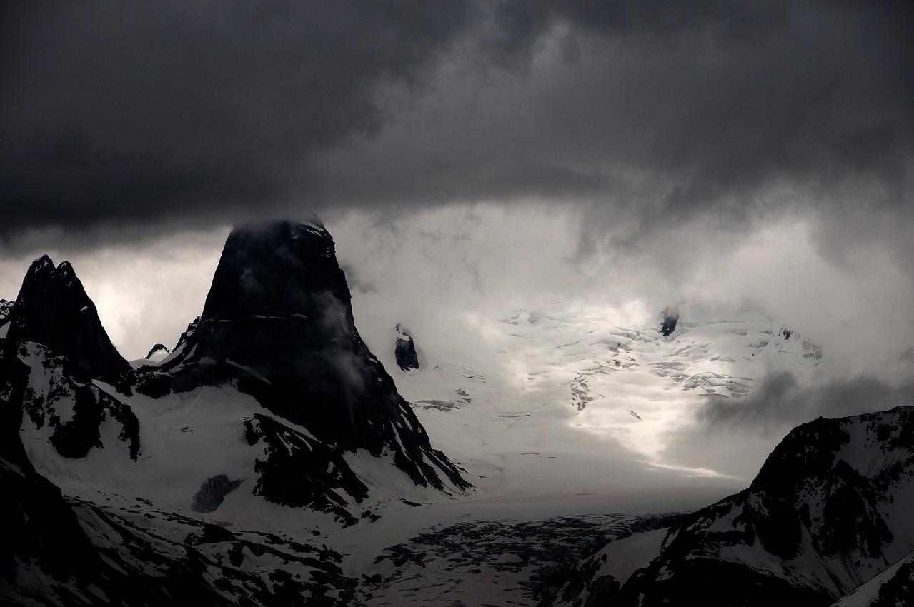 Vowell Glacier