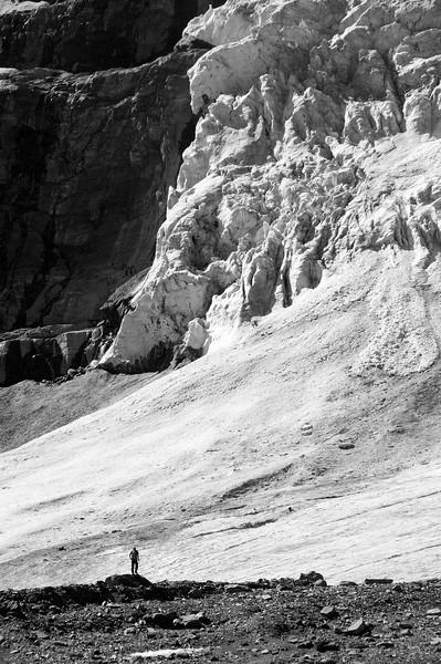 Paul at Icecapades