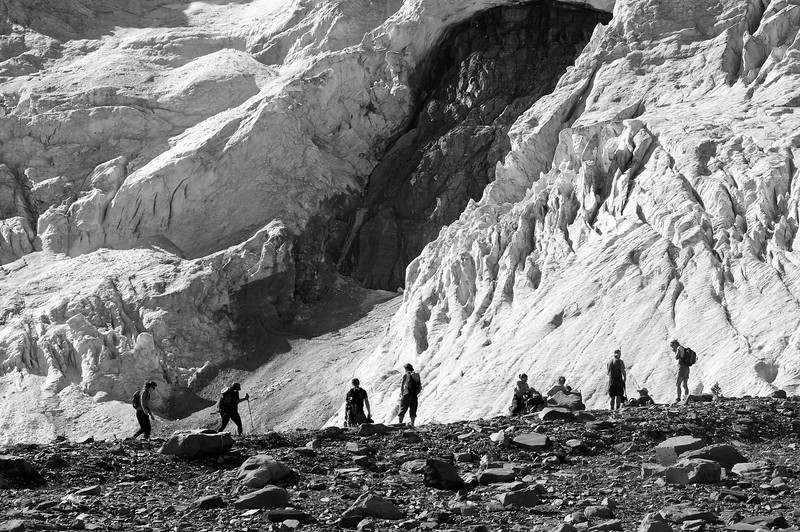 Staff Hike at Icecapades