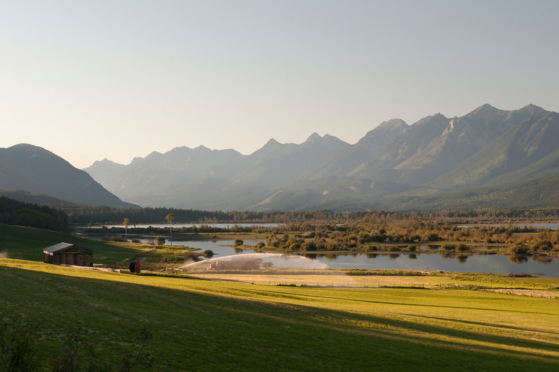 Bugaboo Ranch in the Columbia Valley