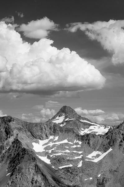 Cloud over Mount Taurus