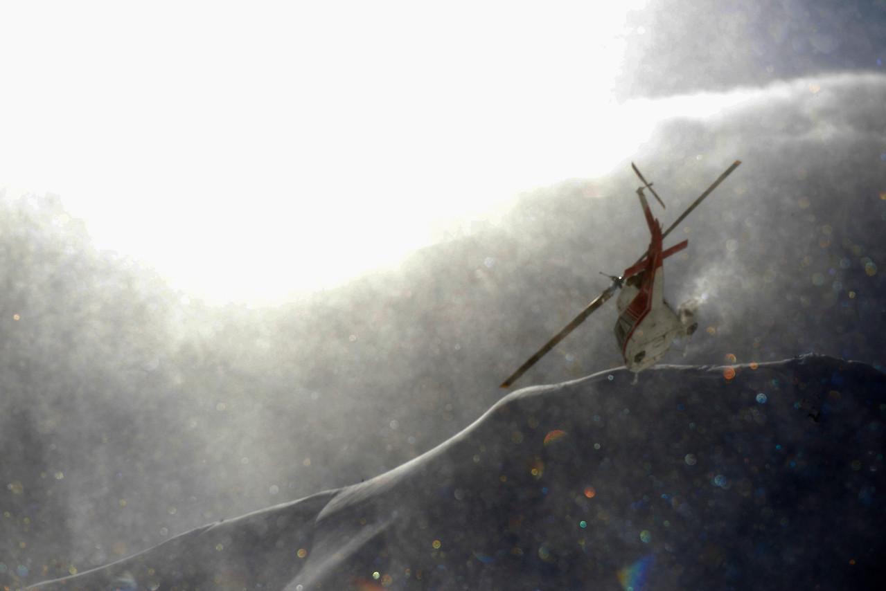 Sparkling Liftoff